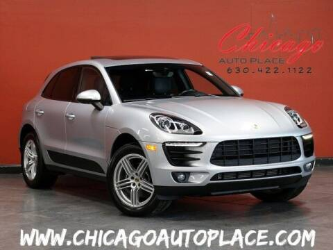2017 Porsche Macan for sale at Chicago Auto Place in Bensenville IL