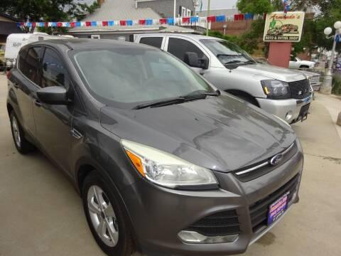 2014 Ford Escape for sale at Armando's Auto in Fort Lupton CO
