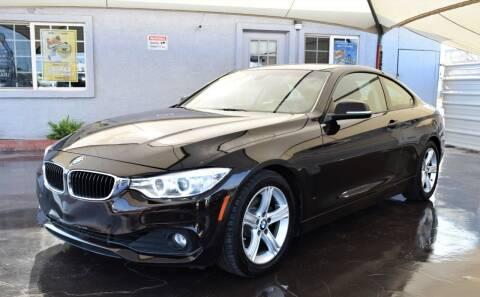 2014 BMW 4 Series for sale at 1st Class Motors in Phoenix AZ