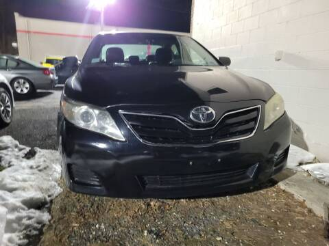 2011 Toyota Camry for sale at Kingz Auto Sales in Avenel NJ