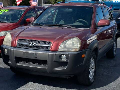 2006 Hyundai Tucson for sale at KD's Auto Sales in Pompano Beach FL
