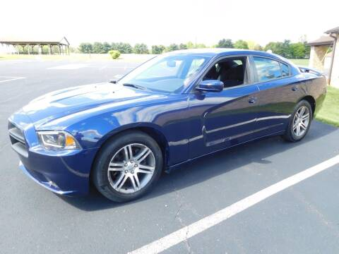 2013 Dodge Charger for sale at WESTERN RESERVE AUTO SALES in Beloit OH