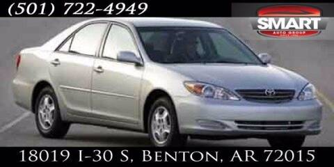2003 Toyota Camry for sale at Smart Auto Sales of Benton in Benton AR
