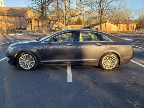 2013 Lincoln MKZ for sale at Space & Rocket Auto Sales in Hazel Green AL
