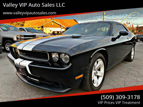 2013 Dodge Challenger for sale at Valley VIP Auto Sales LLC - Valley VIP Auto Sales - E Sprague in Spokane Valley WA