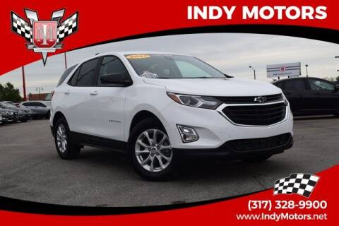 2021 Chevrolet Equinox for sale at Indy Motors Inc in Indianapolis IN
