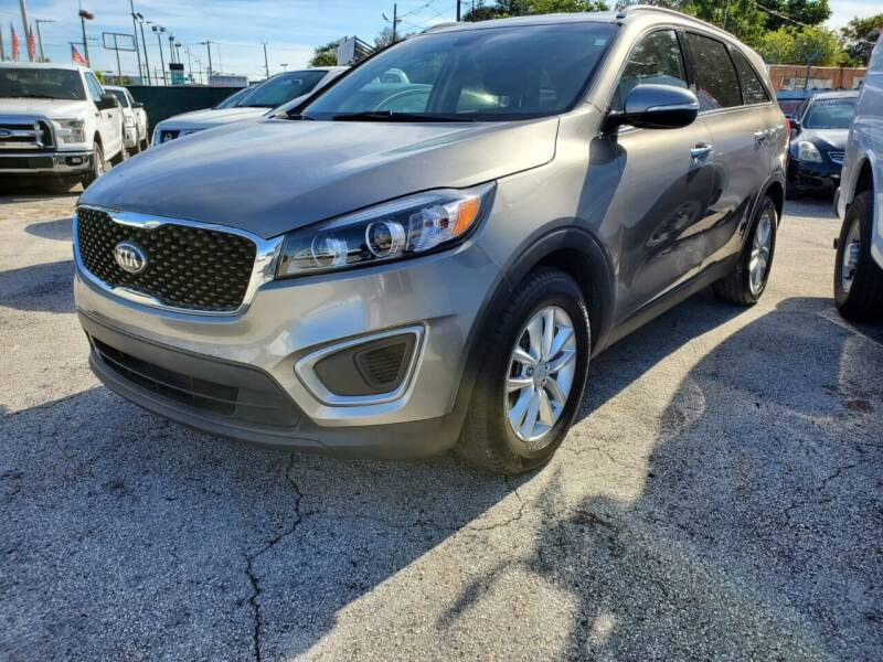 2016 Kia Sorento for sale at H.A. Twins Corp in Miami FL