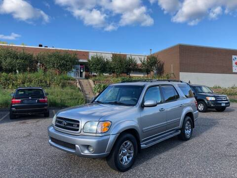 2004 Toyota Sequoia for sale at Family Auto Sales in Maplewood MN