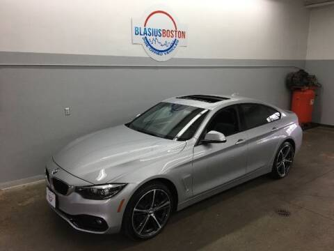 2018 BMW 4 Series for sale at WCG Enterprises in Holliston MA