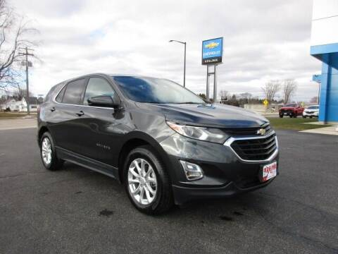2018 Chevrolet Equinox for sale at Krajnik Chevrolet inc in Two Rivers WI