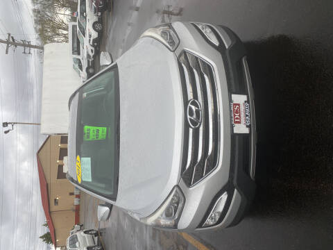 2013 Hyundai Santa Fe Sport for sale at DCS Auto Sales in Milwaukee WI