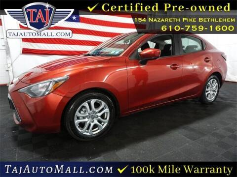 2016 Scion iA for sale at Taj Auto Mall in Bethlehem PA