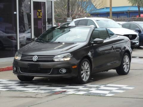 2012 Volkswagen Eos for sale at Drive Town in Houston TX
