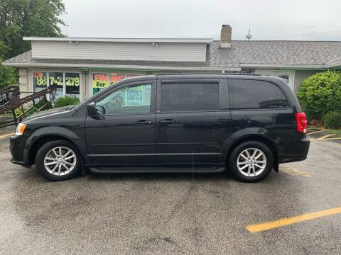 2013 Dodge Grand Caravan for sale at Revolution Motors LLC in Wentzville MO