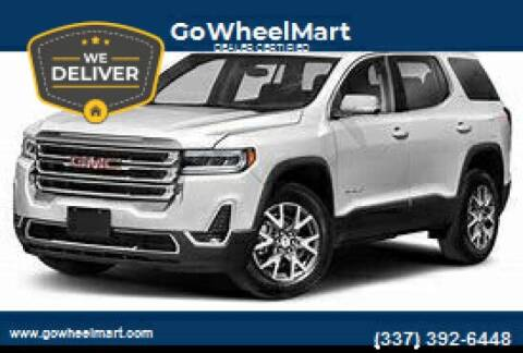 2020 GMC Acadia for sale at GOWHEELMART in Available In LA