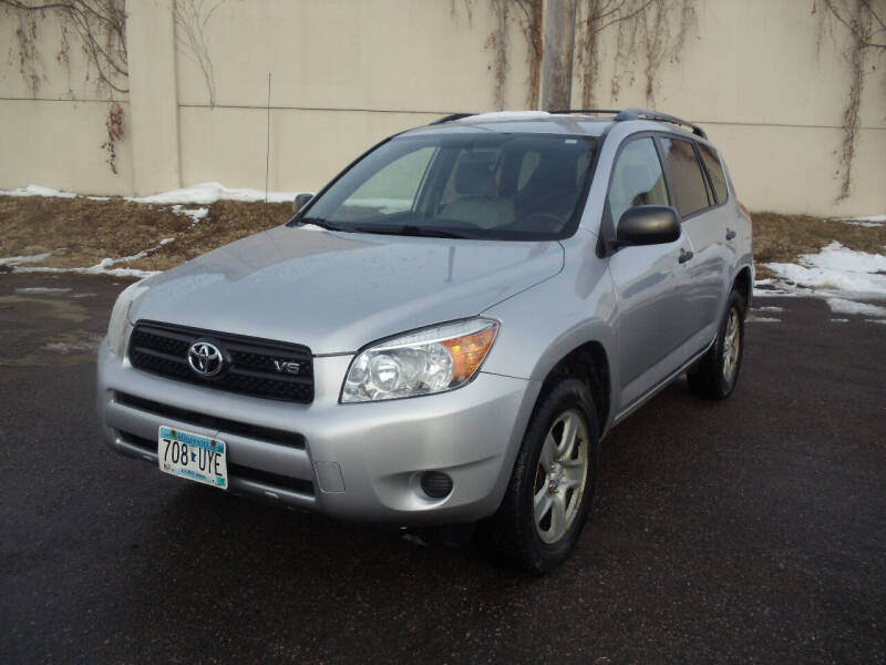 2006 Toyota RAV4 for sale at Metro Motor Sales in Minneapolis MN
