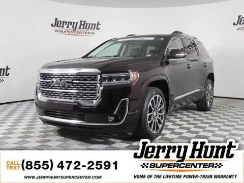 2020 GMC Acadia for sale at Jerry Hunt Supercenter in Lexington NC