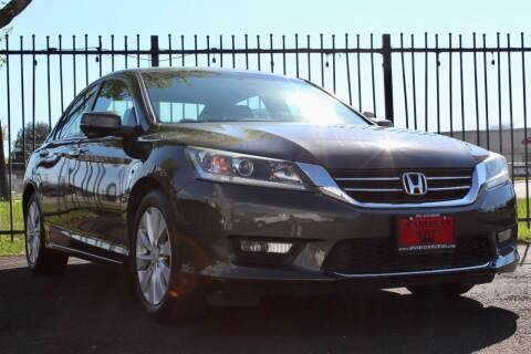 2014 Honda Accord for sale at Avanesyan Motors in Orem UT