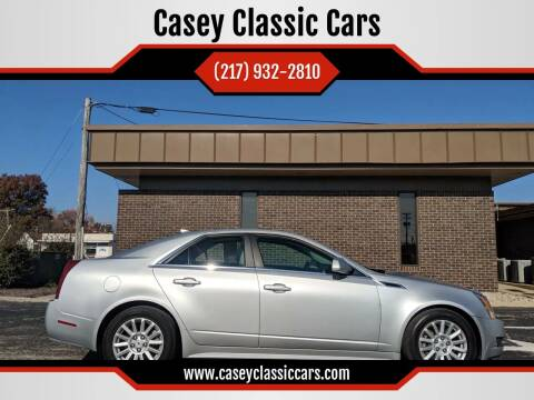 2011 Cadillac CTS for sale at Casey Classic Cars in Casey IL