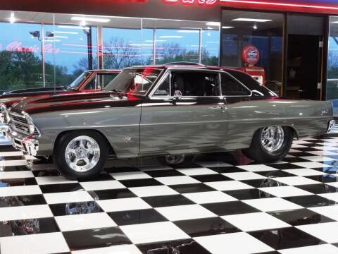 1967 Chevrolet Nova for sale at Wagner's Classic Cars in Bonner Springs KS