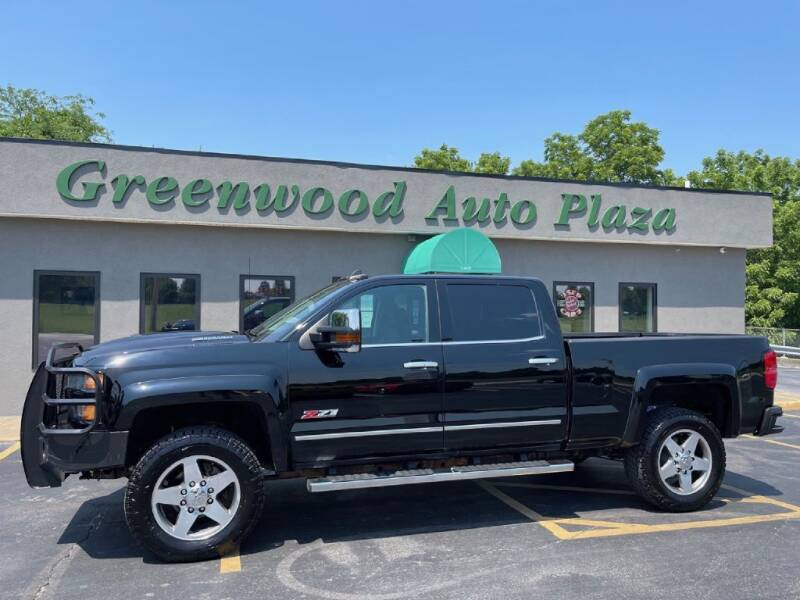 2019 Chevrolet Silverado 3500HD for sale at Greenwood Auto Plaza in Greenwood MO