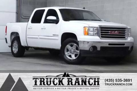 2010 GMC Sierra 1500 for sale at Truck Ranch in Logan UT