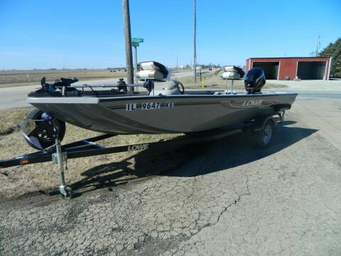 2008 LOWE STINGER 175 for sale at Pro Auto Sales in Flanagan IL