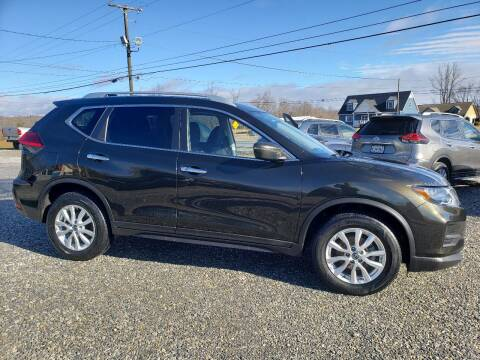 2017 Nissan Rogue for sale at 220 Auto Sales in Rocky Mount VA