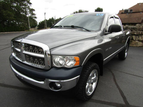 2005 Dodge Ram Pickup 1500 for sale at Mike Federwitz Autosports, Inc. in Wisconsin Rapids WI