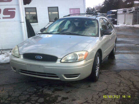 2004 Ford Taurus for sale at M & M Inc. of York in York PA