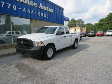 2017 RAM Ram Pickup 1500 for sale at Southern Auto Solutions - 1st Choice Autos in Marietta GA