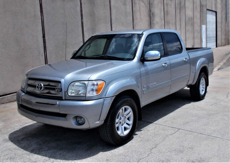 2006 Toyota Tundra for sale at M G Motor Sports in Tulsa OK