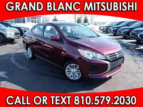 2021 Mitsubishi Mirage G4 for sale at Lasco of Grand Blanc in Grand Blanc MI