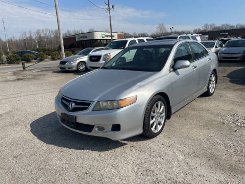 2006 Acura TSX for sale at Safeway Auto Sales in Horn Lake MS