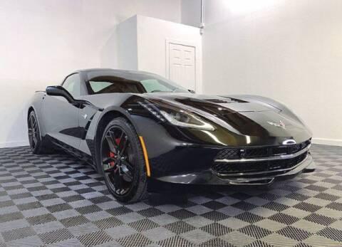 2016 Chevrolet Corvette for sale at Sunset Auto Wholesale in Tacoma WA