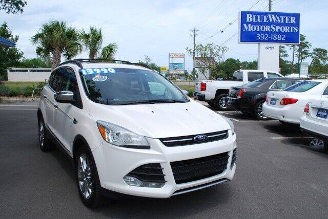 2014 Ford Escape for sale at BlueWater MotorSports in Wilmington NC