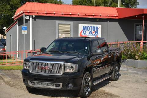 2008 GMC Sierra 1500 for sale at Motor Car Concepts II - Kirkman Location in Orlando FL
