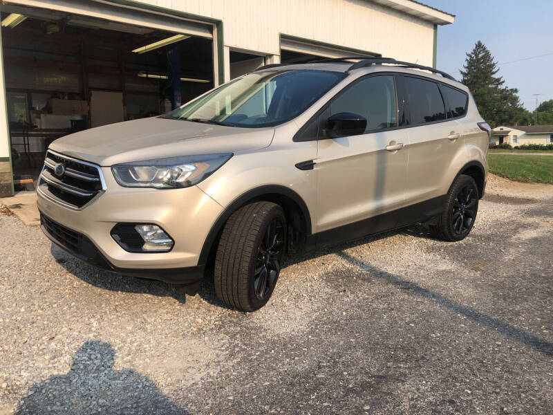 2017 Ford Escape for sale at Purpose Driven Motors in Sidney OH