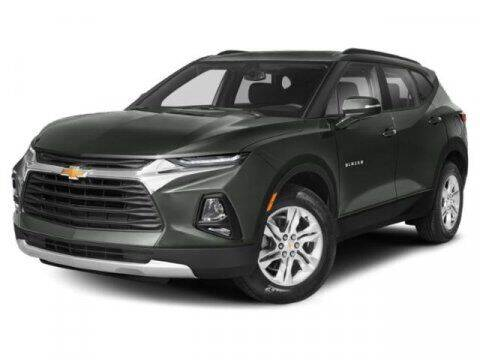 2021 Chevrolet Blazer for sale at TRAVERS GMT AUTO SALES - Traver GMT Auto Sales West in O Fallon MO