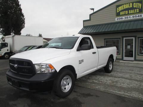 2019 RAM Ram Pickup 1500 Classic for sale at Emerald City Auto Inc in Seattle WA