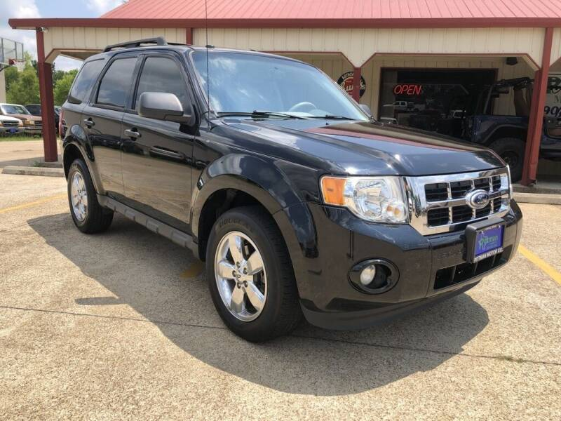 2012 Ford Escape for sale at PITTMAN MOTOR CO in Lindale TX