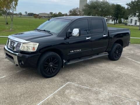 2006 Nissan Titan for sale at M A Affordable Motors in Baytown TX
