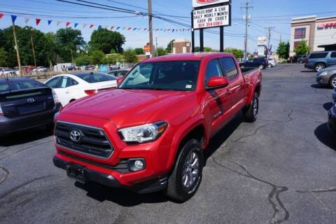 2016 Toyota Tacoma for sale at Autohub of Virginia in Richmond VA
