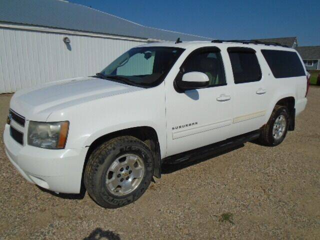 2010 Chevrolet Suburban for sale at SWENSON MOTORS in Gaylord MN