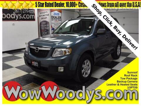 2010 Mazda Tribute for sale at WOODY'S AUTOMOTIVE GROUP in Chillicothe MO