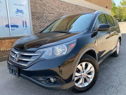 2012 Honda CR-V for sale at Gwinnett Luxury Motors in Buford GA
