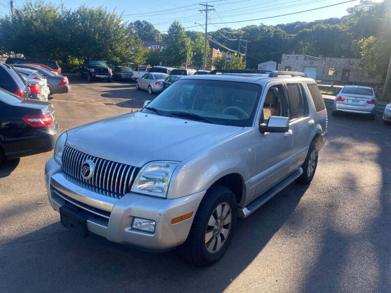 2006 Mercury Mountaineer for sale at Vuolo Auto Sales in North Haven CT