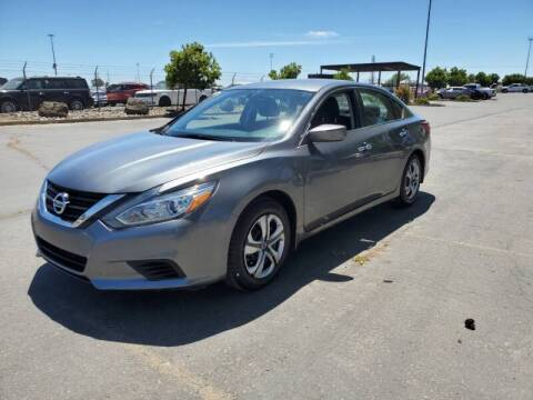 2018 Nissan Altima for sale at Matador Motors in Sacramento CA