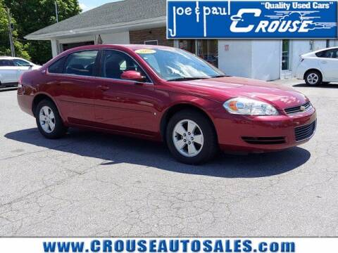 2008 Chevrolet Impala for sale at Joe and Paul Crouse Inc. in Columbia PA