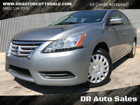 2014 Nissan Sentra for sale at DR Auto Sales in Scottsdale AZ